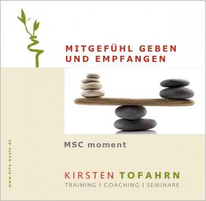 Mitgefühl geben und empfangen, MSC, geführte Anleitung, gratis Download