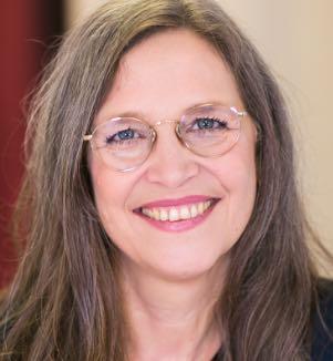 Kirsten Tofahrn, Leiterin des Zentrums für Achtsamkeit