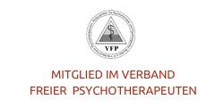 Mitglied im Verband freier Psychotherapeuten